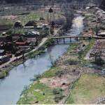 青葉湖の底に沈んだ村