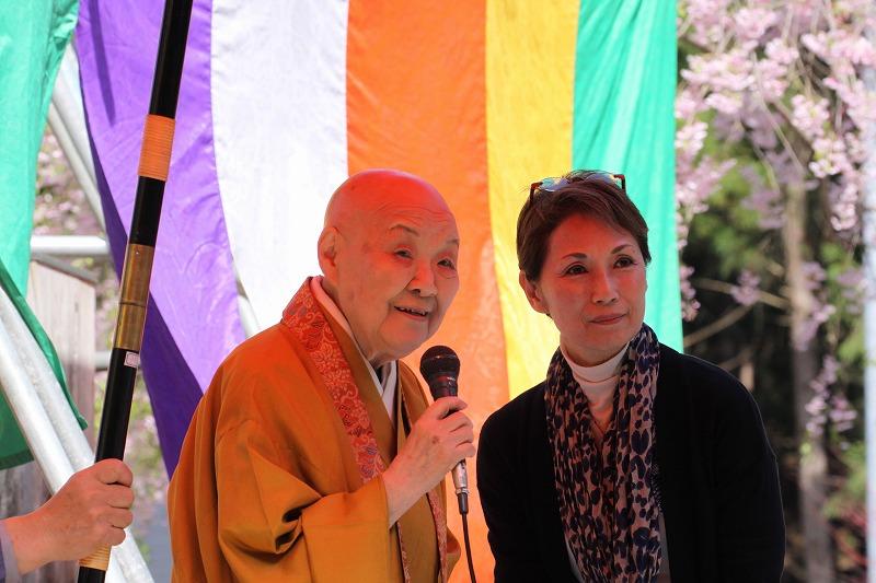 2014年天台寺春の例大祭07
