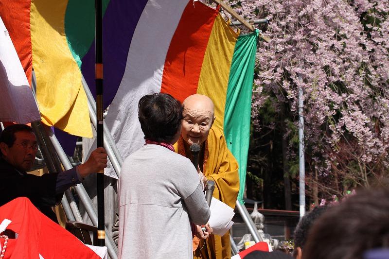 2014年天台寺春の例大祭06