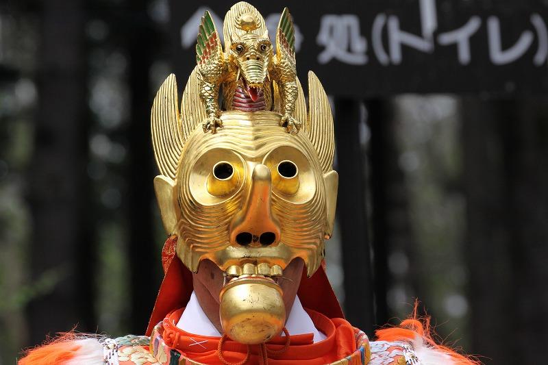 2014年天台寺春の例大祭01
