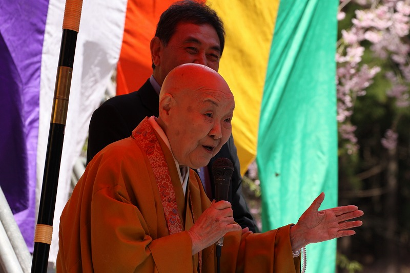 2014年天台寺春の例大祭04