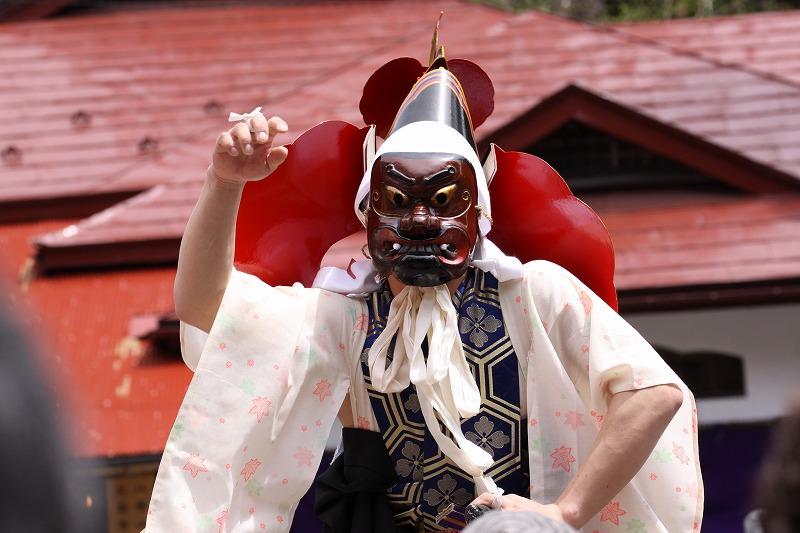 2014年天台寺春の例大祭03