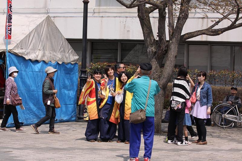2014年春の十和田市官庁街通02
